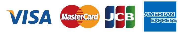 クレジットカード Visa Master JCB AMEX